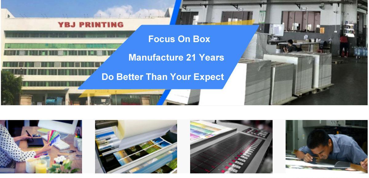 custom paper box manufacture