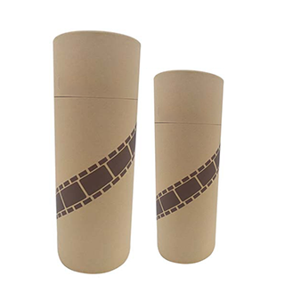 Kraft Paper Tube Packaging Box
