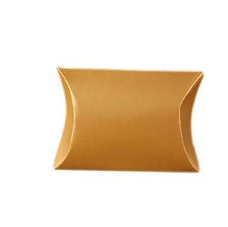 Pillow shape wig box