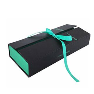 Wig packaging box