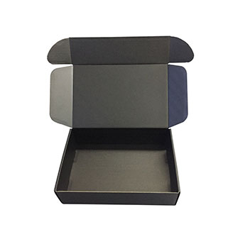 Corrugate folding box