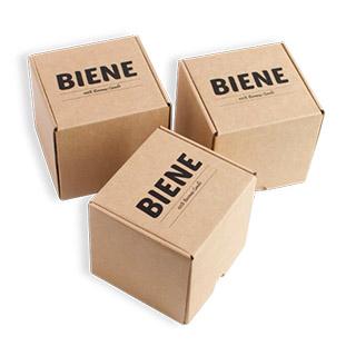 Mini Corrugated Mailer Boxes