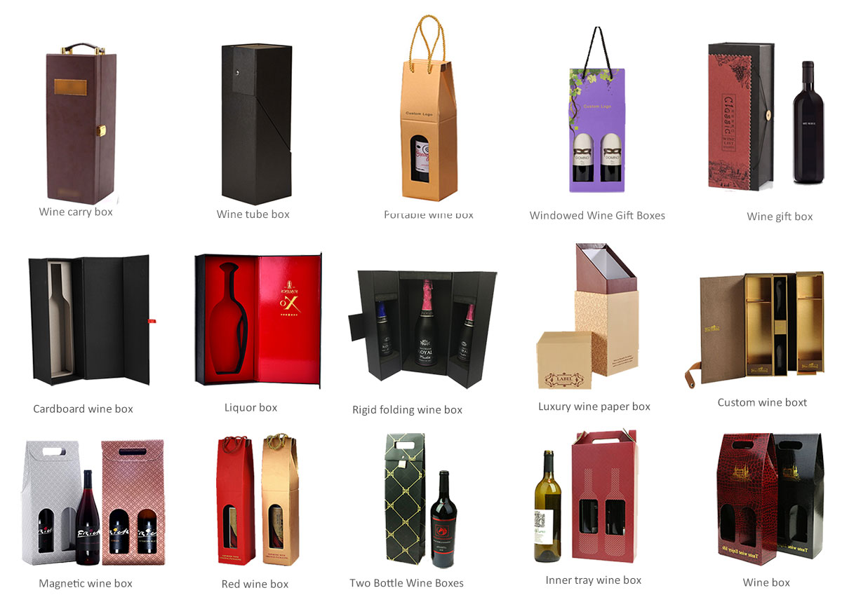 wine box style