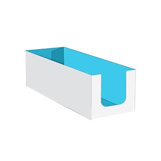 Auto bottom trays