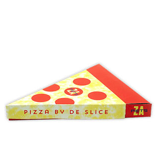 Corner Pizza Slice Packaging