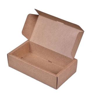 Custom bakery kraft box