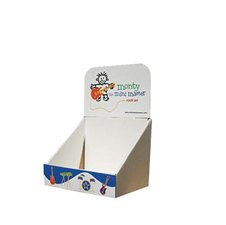 product display paper boxes