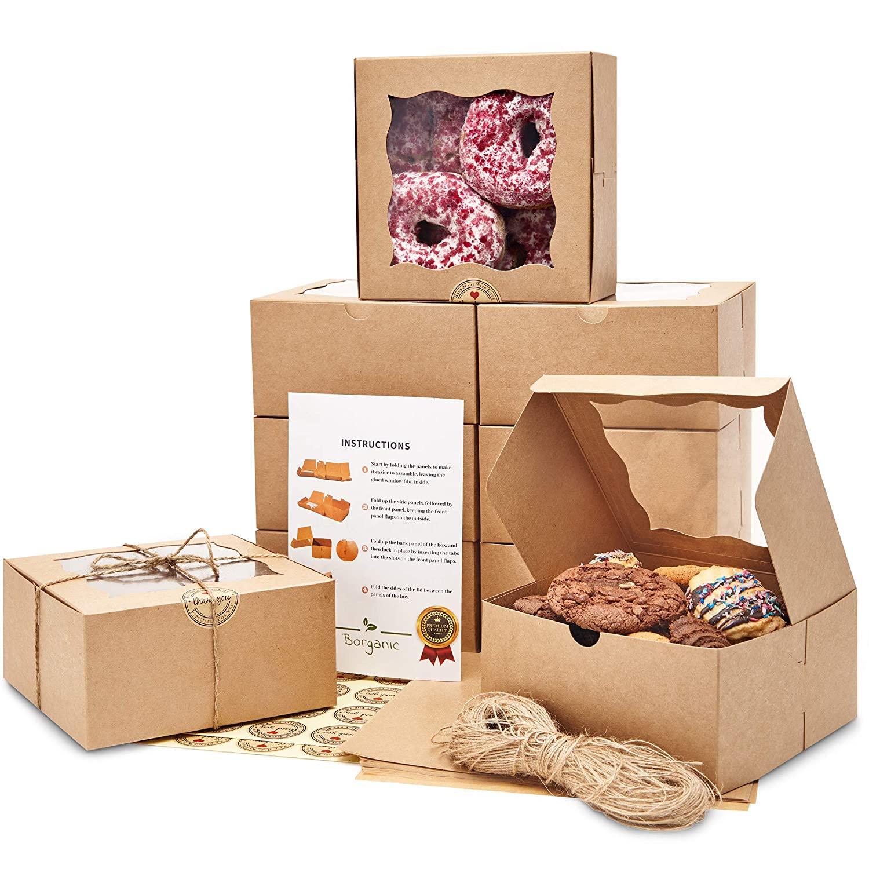 Custom Kraft Box