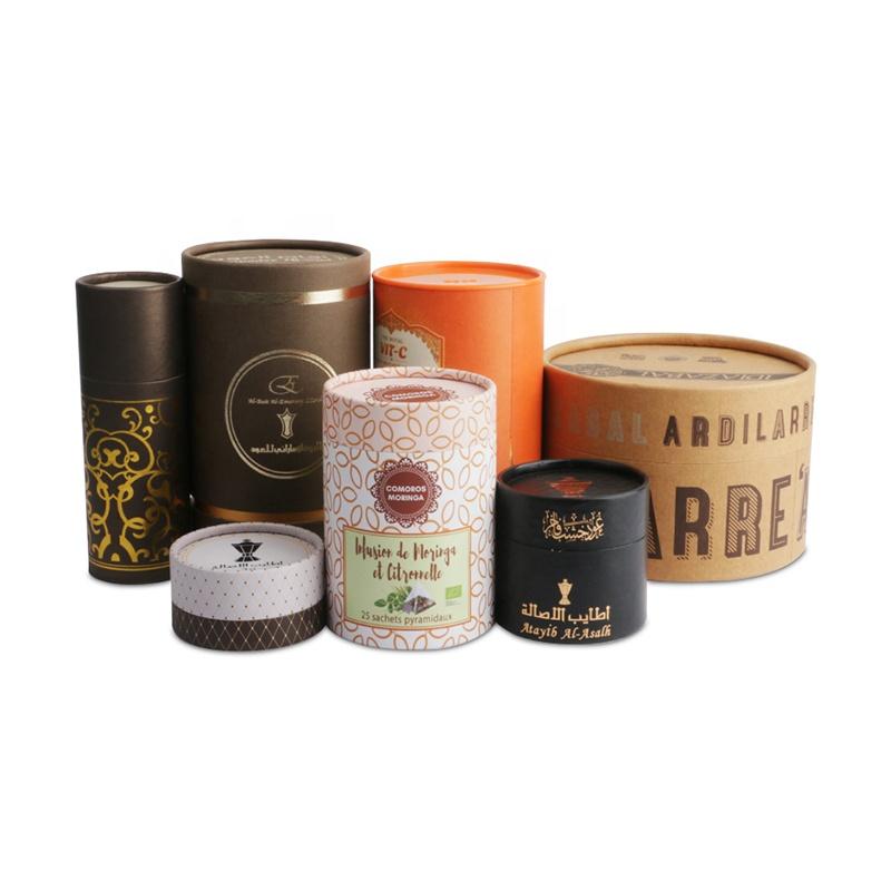 Custom Paper Tube Box