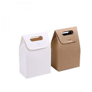 Custom pastry paper box