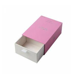 Drawer wig box
