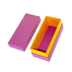 Wig box lid