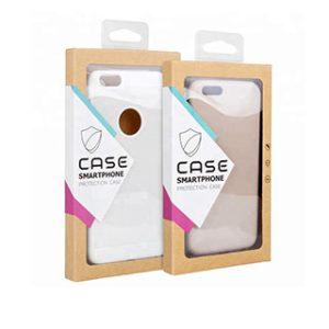 Mobile phone shell box