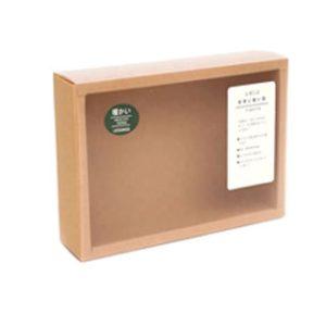 05 Paper PVC window underwear packaging box