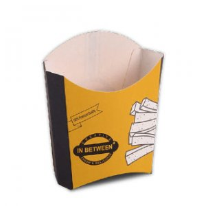 Oil Proof French Fries Packaging