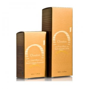 Perfume paper box