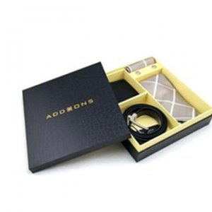 09 Bow tie paper packaging box