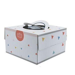 Custom dessert box
