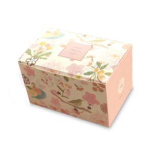 Custom candle gift box