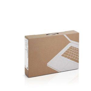 Electronic corrugated box