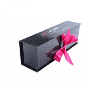 Paperboard wig gift box