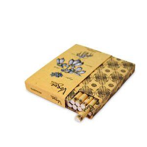 Custom printed kraft cigarette box