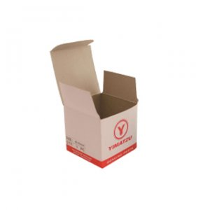 Pasta container packaging