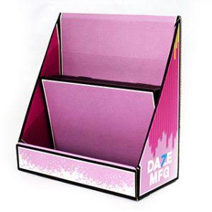 Display paper box