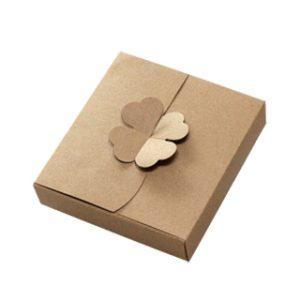 8 Custom kraft gift box