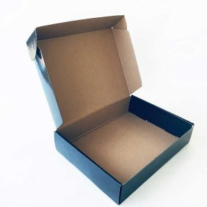 Single-sided color printing packaging box