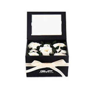 Hardcover flower box