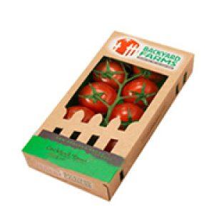 Cherry Tomato Packaging Box