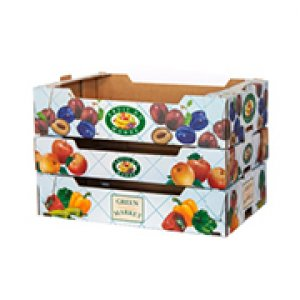 Carton Corrugated Fruit Packaging Box
