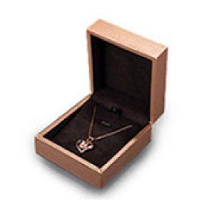 Necklace jewelry box