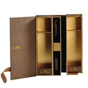 Custom wine boxt